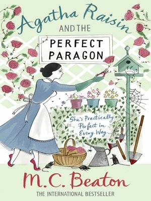 cover image of Agatha Raisin and the Perfect Paragon