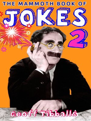 cover image of The Mammoth Book of Jokes 2