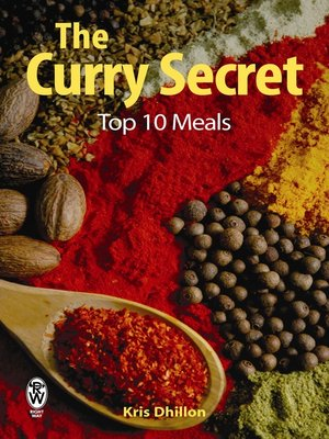 cover image of The Curry Secret