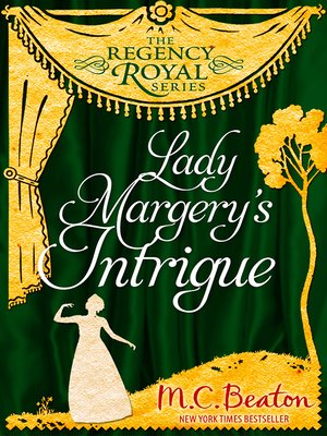 cover image of Lady Margery's Intrigue