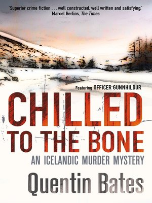 cover image of Chilled to the Bone