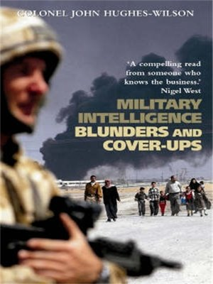cover image of Military Intelligence Blunders and Cover-Ups