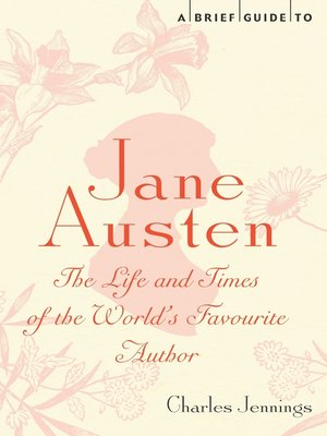 cover image of A Brief Guide to Jane Austen