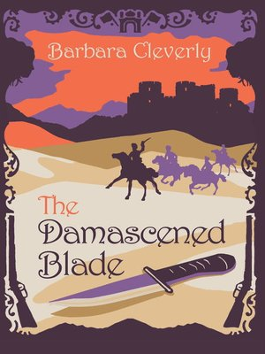 cover image of The Damascened Blade