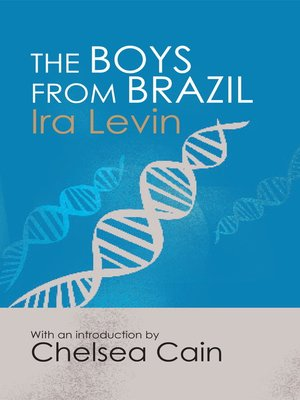cover image of The Boys From Brazil