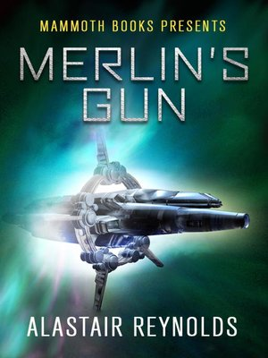 cover image of Mammoth Books presents Merlin's Gun