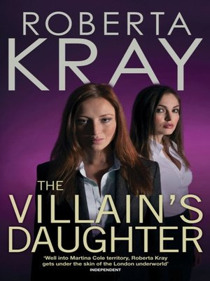 cover image of The Villain's Daughter