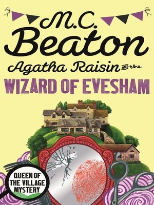 cover image of Agatha Raisin and the Wizard of Evesham