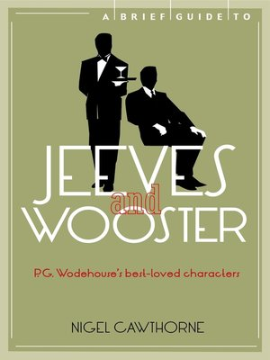cover image of A Brief Guide to Jeeves and Wooster