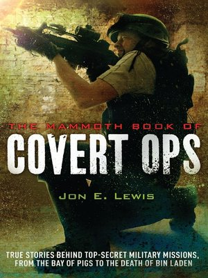 cover image of The Mammoth Book of Covert Ops