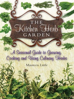 cover image of The Kitchen Herb Garden