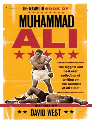 cover image of The Mammoth Book of Muhammad Ali