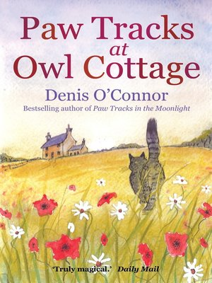 cover image of Paw Tracks at Owl Cottage