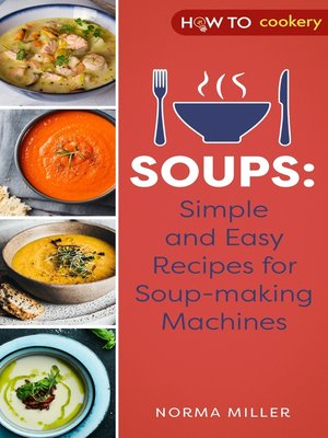 cover image of Soups