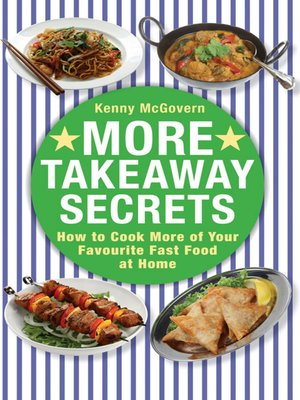 cover image of More Takeaway Secrets