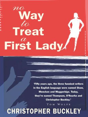cover image of No Way to Treat a First Lady