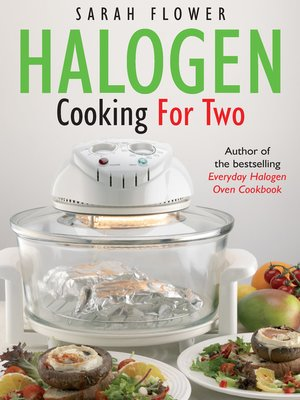 cover image of Halogen Cooking for Two