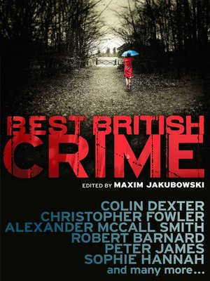 cover image of The Mammoth Book of Best British Crime 7