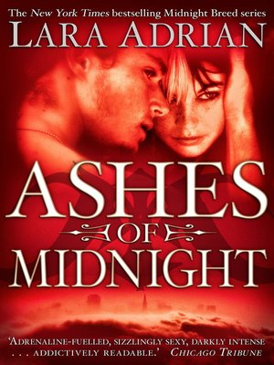 cover image of Ashes of Midnight