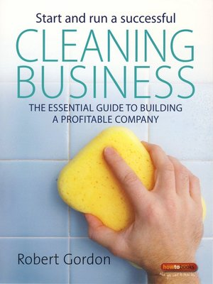 cover image of Start and run a Successful Cleaning Business