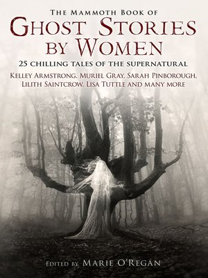 cover image of The Mammoth Book of Ghost Stories by Women