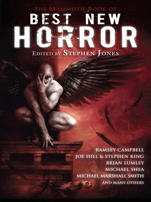 cover image of The Mammoth Book of Best New Horror 21