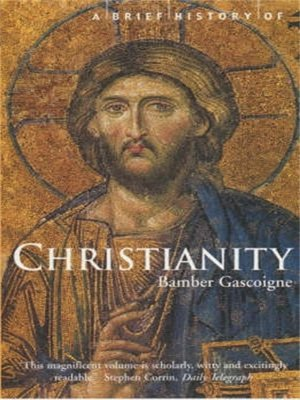 cover image of A Brief History of Christianity