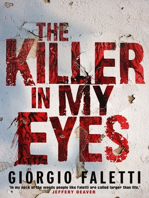 cover image of The Killer in My Eyes