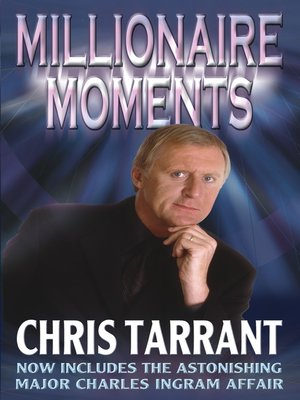 cover image of Millionaire Moments