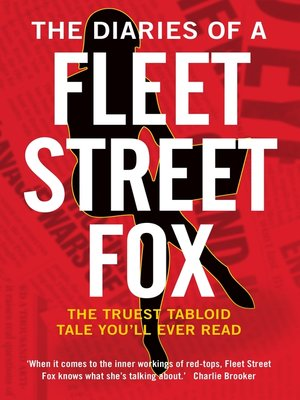 cover image of The Diaries of a Fleet Street Fox