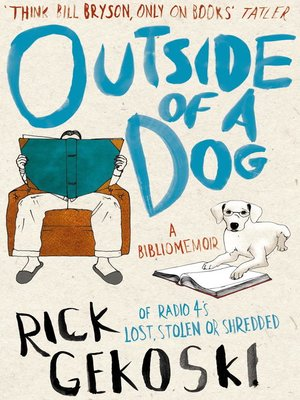 cover image of Outside of a Dog