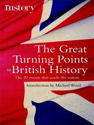 cover image of The Great Turning Points of British History