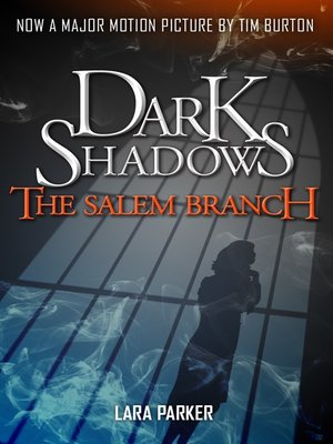 cover image of Dark Shadows 2--The Salem Branch