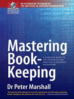 cover image of Mastering Book-Keeping