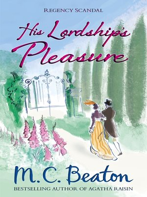 cover image of His Lordship's Pleasure