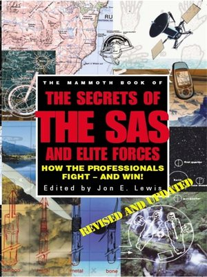 cover image of The Mammoth Book of Secrets of the SAS & Elite Forces
