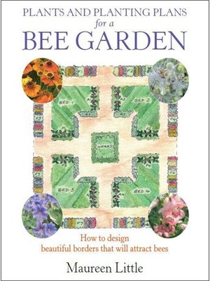 cover image of Plants and Planting Plans for a Bee Garden