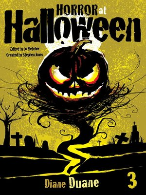cover image of Horror at Halloween
