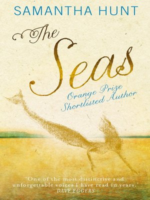 cover image of The Seas