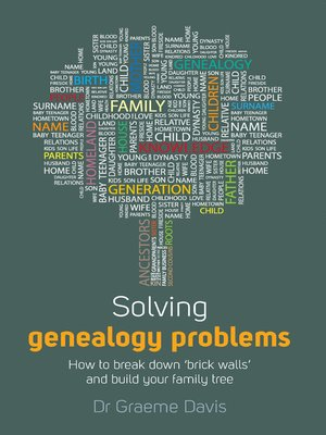 cover image of Solving Genealogy Problems