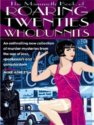 cover image of The Mammoth Book of Roaring Twenties Whodunnits