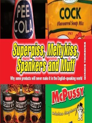 cover image of Superpiss, Meltykiss, Spankers and Muff