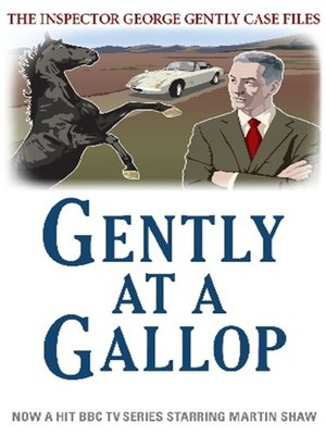 cover image of Gently at a Gallop