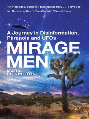 cover image of Mirage Men