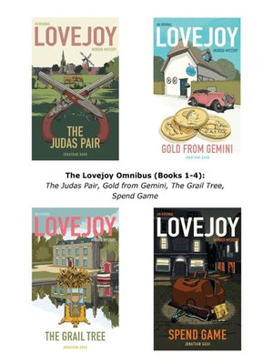 cover image of The Lovejoy Omnibus, Books 1 - 4