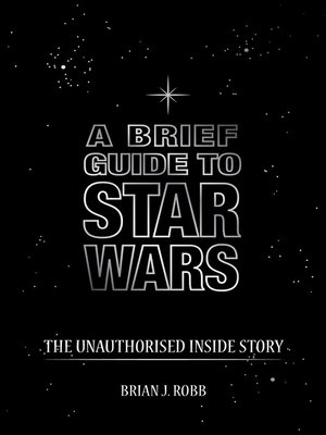 cover image of A Brief Guide to Star Wars