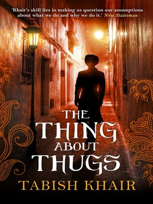 cover image of The Thing About Thugs