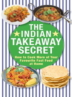 cover image of The Indian Takeaway Secret