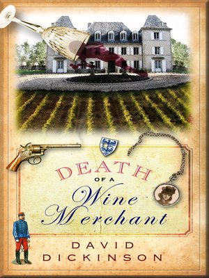 cover image of Death of a Wine Merchant