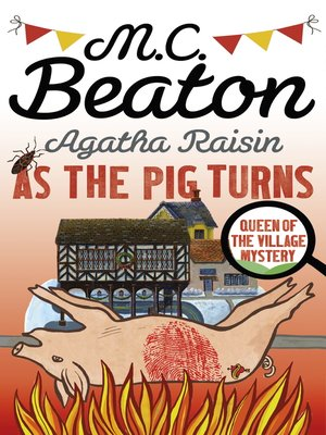 cover image of Agatha Raisin--As the Pig Turns